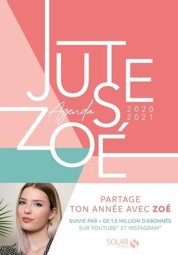 Agenda Juste Zoé  Edition 2020-2021