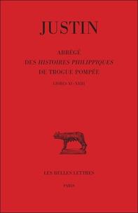 Histoiresdenlire.be Abrégé des Histoires Philippiques de Trogue Pompée - Tome 2, Livres XI-XXIII Image