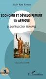 Justin Koné Katinan - Economie et développement en Afrique - La contradiction principale.