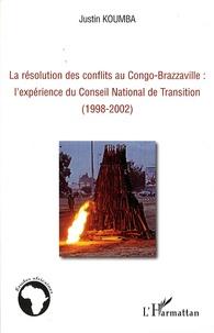Goodtastepolice.fr La résolution des conflits au Congo-Brazzaville : l'expérience du Conseil National de Transition (1998-2002) Image