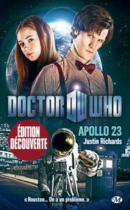 Justin Richards - Doctor Who  : Apollo 23.