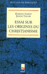 Essai sur les origines du christianisme. Une secte éclatée.pdf