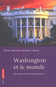 Justin Vaïsse et Pierre Hassner - .