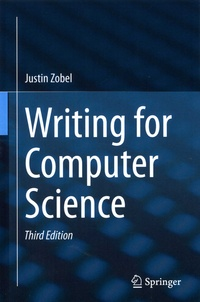Justin Zobel - Writing for Computer Science.