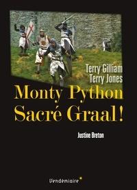 Justine Breton - Monty Python - Sacré Graal ! de Terry Gilliam et Terry Jones.