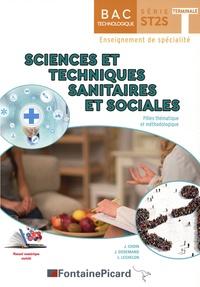 Justine Choin et Julie Dodemand - Sciences et techniques sanitaires et sociales Tle ST2S.