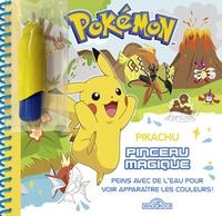 Pikachu pinceau magique - Peins avec de leau pour voir apparaître les couleurs!.pdf