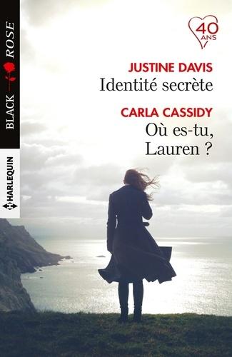 Identité secrète - Où es-tu, Lauren ?