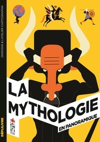 Justine de Lagausie et Raphaël Martin - La mythologie en panoramique.