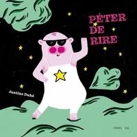 Justine Duhé - Péter de rire.