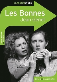Justine Francioli et Jean Genet - Les Bonnes de Jean Genet.