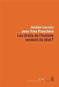 Téléchargements torrent gratuits pour les livres Les droits de l'homme rendent-ils idiot ? (Litterature Francaise) 9782021384185