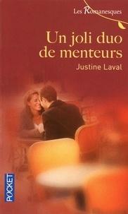 Justine Laval - Les Romanesques Tome 11 : Un joli duo de menteurs.