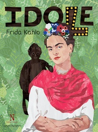 Justyna Styszynska - Frida Kahlo.