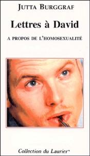Histoiresdenlire.be Lettres à David. A propos de l'homosexualité Image