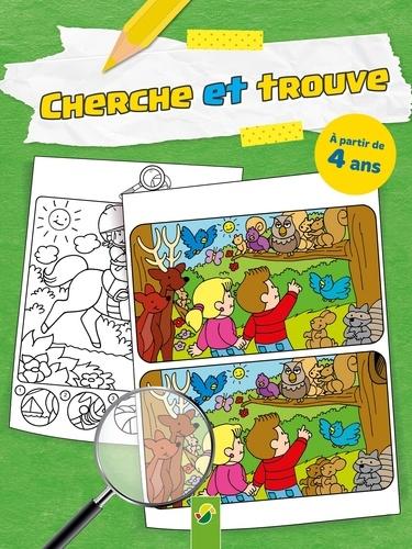 Cherche Et Trouve A Partir De 4 Ans Album