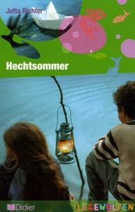Jutta Richter - Hechtsommer.