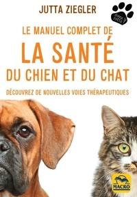 Deedr.fr Le manuel complet de la santé du chien et du chat - Découvrez de nouvelles voies thérapeutiques Image