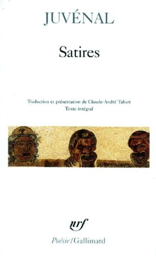 Juvénal - Satires - Texte intégral.