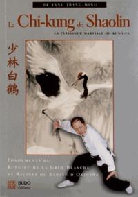Jwing-Ming Yang - Le Chi-kung de Shaolin - La puissance martiale du Kung-fu.