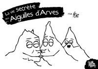 Jym Palfroix - La vie secrète des Aiguilles d'Arves.