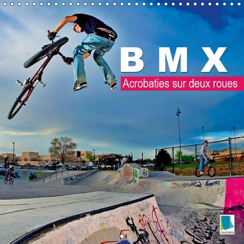Calendrier Bmx 2019.Bmx Acrobaties Sur Deux Roues Calendrier Mural 2019 300 300 Mm Square Bmx Des Roues Magiques Calendrier Mensuel 14 Pages