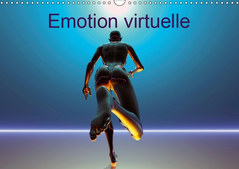 Calendrier Virtuel.Emotion Virtuelle Calendrier Mural 2019 Din A3 Horizontal Creations Imaginaires Numeriques Calendrier Mensuel 14 Pages