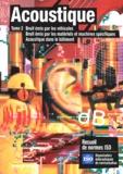 K. Brinkmann - Acoustique - Tome 2, Bruit émis par les véhicules, Bruit émis par les matériels et machines spécifiques, Acoustique dans le bâtiment..