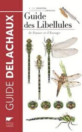 K-D-B Dijkstra - Guide des libellules de France et d'Europe.
