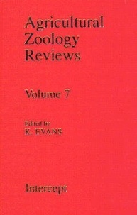 K. Evans - Agricultural Zoology Reviews Volume 7.