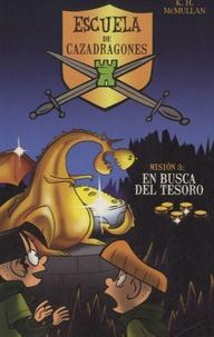 K. H. Mcmullan - Escuela de cazadores - Mision 3 : En busca del tesoro.