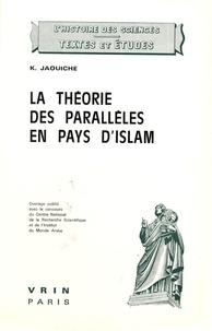 La théorie des parallèles en pays dislam - Contribution à la préhistoire des géométries non-euclidiennes.pdf