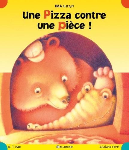 K. T. Hao et Giuliano Ferri - Une Pizza contre une pièce !.