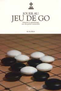 Ka-Sei Morii - Jouer au jeu de go - Initiation et apprentissage avec des parties commentées.