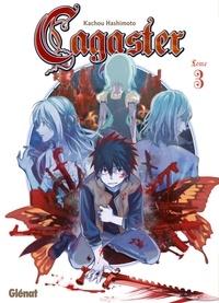 Kachou Hashimoto - Cagaster Tome 3.