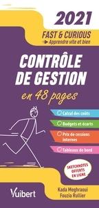 Kada Meghraoui et Fouzia Rullier - Contrôle de gestion en 48 pages.