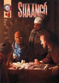 Kade et  Jac - Shaango Tome 4 : Perles de pluie.