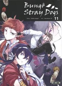 Kafka Asagiri et  Harukawa 35 - Bungô Stray Dogs Tome 11 : .