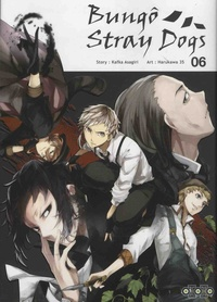 Téléchargement du format ebook Epub Bungô Stray Dogs Tome 6 in French  9782377170739
