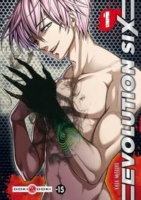 Kaga Mitsuru - Evolution Six Tome 1 : .