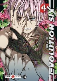 Kaga Mitsuru - Evolution Six Tome 4 : .