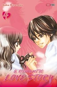Kaho Miyasaka - A romantic love story T04.