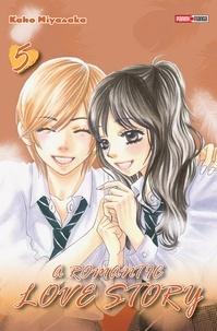 Kaho Miyasaka - A romantic love story T05.