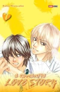 Kaho Miyasaka - A romantic love story T07.