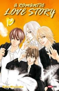 Kaho Miyasaka - A romantic love story T13.
