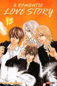 Kaho Miyasaka - A romantic love story Tome 13 : .