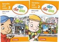 Der die das - Sprache 2. Schuljahr. Arbeitsheft Sprache Teil A und B im Paket.pdf