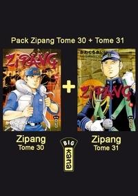 Kaiji Kawaguchi - Zipang Tomes 30 et 31 : .