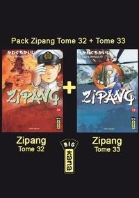 Kaiji Kawaguchi - Zipang Tomes 32 et 33 : .