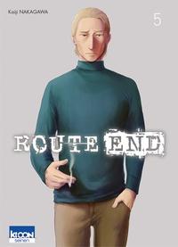 Kaiji Nakagawa - Route end Tome 5 : .